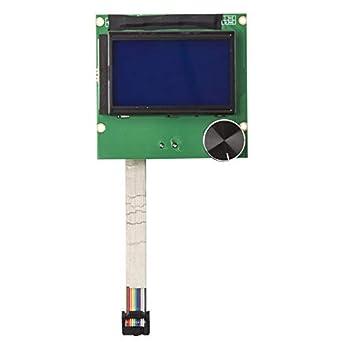 Gwisdom Pantalla para impresora 3D, pantalla LCD para Ender-3 ...