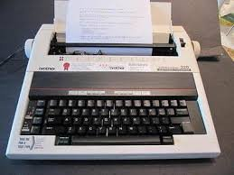 Brother Compactrionic 320 Typewriter