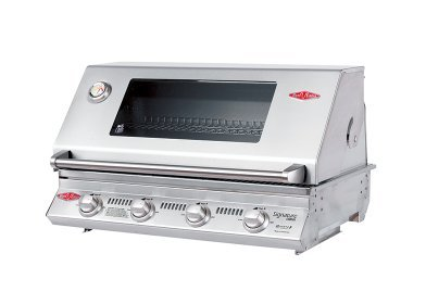 BeefEater 12840S Signature Premium Stainless Steel 4 Burner Built-in Gas Grill