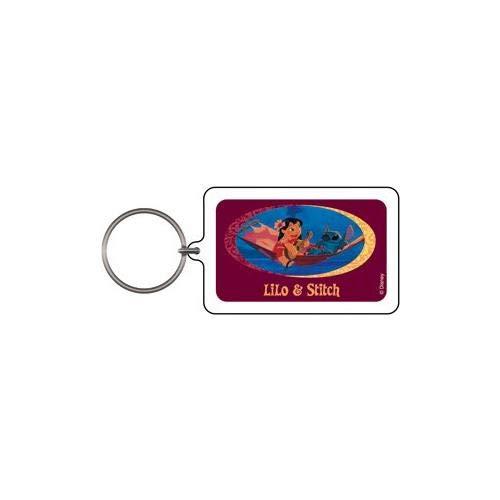 Lilo y Stitch hamaca llavero y llavero: Amazon.es: Coche y moto