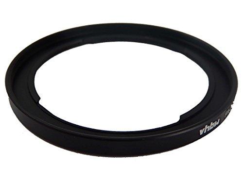 vhbw Filter-Adapter schwarz für Kamera Canon PowerShot SX540 HS, SX530 HS, SX520 HS, SX60 HS, SX50 HS wie Canon FA-DC67A, 4728B001