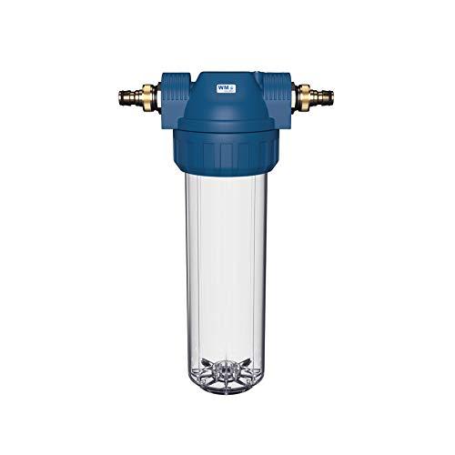 WM aquatec Wasserfilter-Gehäuse Grösse M mit Verschiedenen Anschlussvarianten