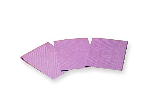 Gima 25227/pli/é Serviette de table lot de 500 largeur de 33/cm 45/cm de longueur lilas