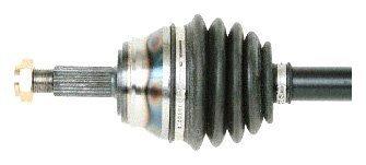Cabrio Axle - Cardone Select 66-7100 New CV Axle (Drive Axle)