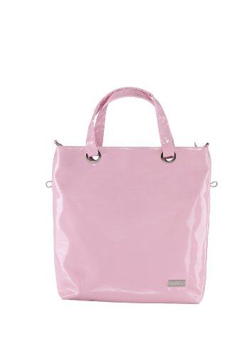Kiwisac verter Bellemont 8013 - Shopper pañal Juliette, color: pintura de color rosa