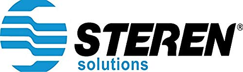 Steren Composite Video/Stereo Audio Cables 18' 206-282 by STEREN