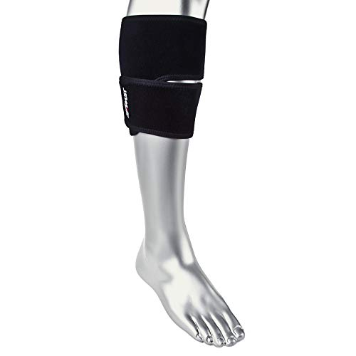 1a589ffd4299c ZAMST 477103 CS 1 Calf Wrap, Black, Large
