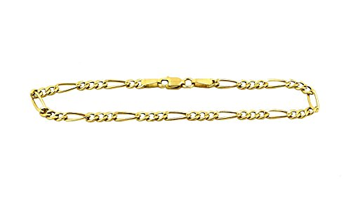real-10k-yellow-gold-hollow-figaro-women-bracelet-20mm-7-to-10-8