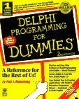 Delphi Programming for Dummies by Neil J. Rubenking