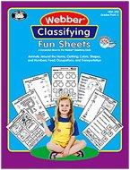Webber Classifying Fun Sheets thumbnail