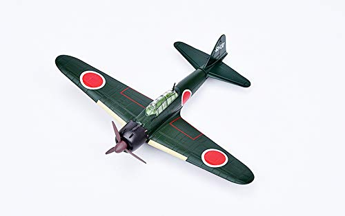 AF1 WWII Japan A6M5 Zero 1/72 diecast Plane Model Aircraft