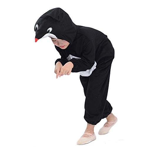 Children Moles Costume Little Mouse Cosplay Animal Fancy Dress Halloween Party (Mole, L) -