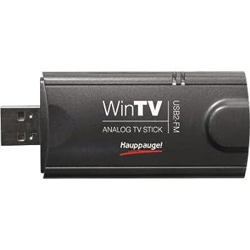 HAUPPAUGE WINTV USB2-STICK DRIVERS FOR WINDOWS 10