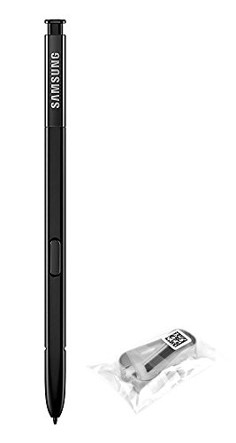Price comparison product image Samsung Korea Galaxy Note8 Original Replacement S-Pen, Black EJ-PN950BBEGKR