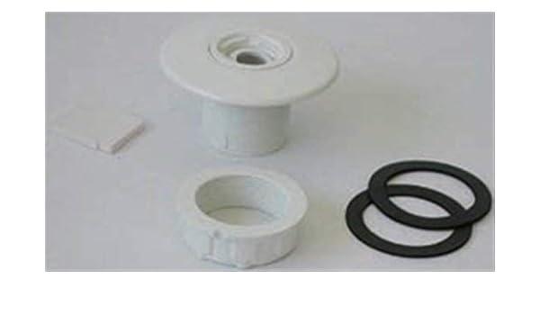 Productos QP Boquilla Impulsion Piscina Prefabricada, Negro ...