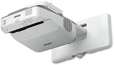 Amazon.com: Epson PowerLite 680 3500-Lumen XGA Ultra-Short ...