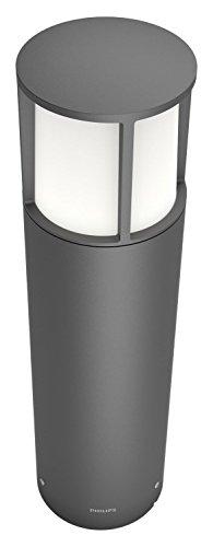 Philips myGarden LED Sockelleuchte Stock Aluminium 6 W Grau 164669316
