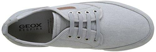 B Grey Walee U Basses Homme Gris lt Sneakers Geox wxH71FnF