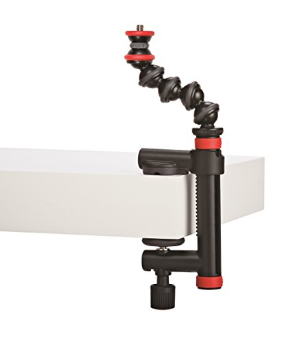 JOBY Action Clamp & GorillaPod Arm for GoPro or Other Action
