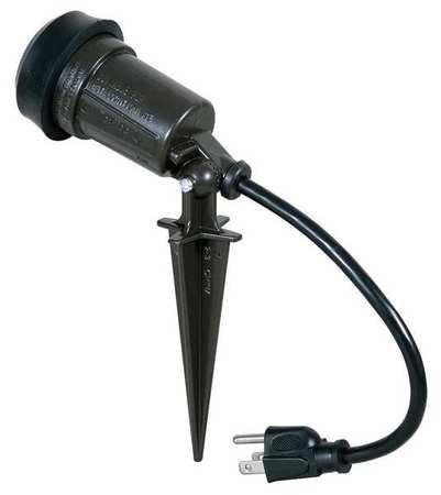 SpikeLight Lampholder Kit, Incndscnt, 150W