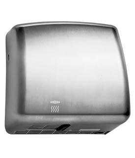 Bob Rick B de 715e Elan secador de manos (230 V de acero inoxidable para montaje en pared con mano Sensor: Amazon.es: Hogar