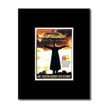 Gary Numan - Pure Mini Poster