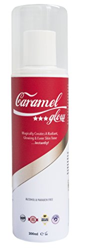 Caramel Glow Face & Body Gel