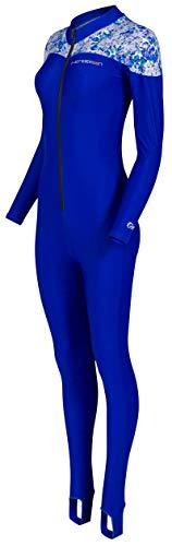 (Henderson Hot Skins Lycra Shoulder Print Jumpsuit)