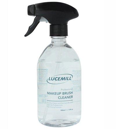 makeup brush cleaner spray. 500ml lucemill professional makeup brush cleaner solution \u0026 black trigger spray makeup brush cleaner