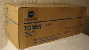 Konica Brand Bizhub Pro1050 Tn010 Black Toner - 02UJ by Genuine KONICA
