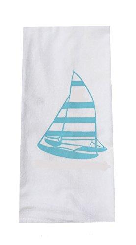 set-of-2-flower-sack-kitchen-towels-1st-quality-hobie-cat-light-turquoise-blue