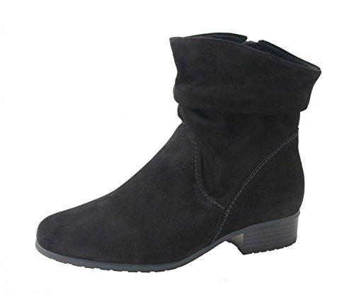 Jenny señoras Botas 22-65406-75 negro negro - negro