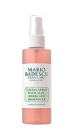 Mario Badescu Facial Spray With Aloe Herbs And Rosewater Duo
