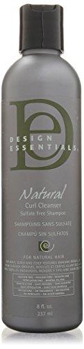 Design Essentials Natural Cleanser Sulfate