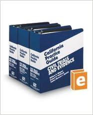 California civil procedure before trial   legal forms   ceb   ceb.
