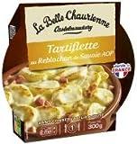 La Belle Chaurienne Tartiflette au Reblochon de SAvoie AOP