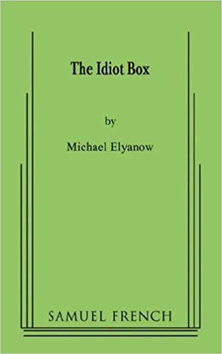 Book The Idiot Box by Michael Elyanow (2008-02-28)