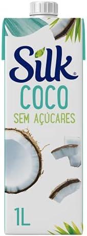 Bebida Vegetal Silk Coco Sem Açúcar 1L