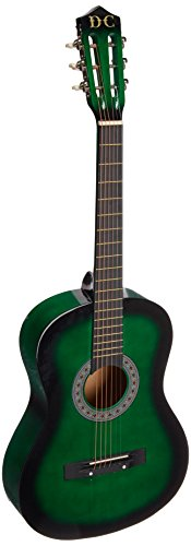 "38"" GREEN Acoustic Guitar Starters Beginner Package, Guitars"