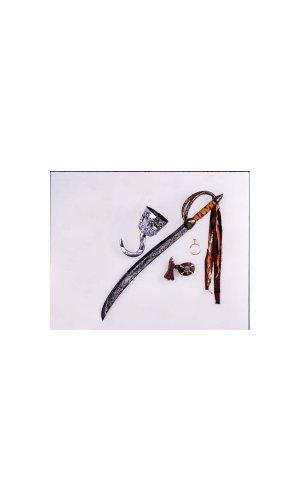 [Caribbean Pirate Set] (Caribbean Pirate Eye Patch Kit)