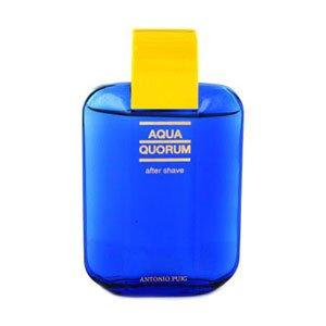AQUA QUORUM by Antonio Puig After shave 3.4 oz 100ml Splash