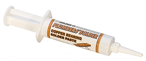 - 14.7 Grams of Copper Bearing Solder Lead-Free Jewelry Making Copper Brass Nickel Bronze Metal Soldering Paste