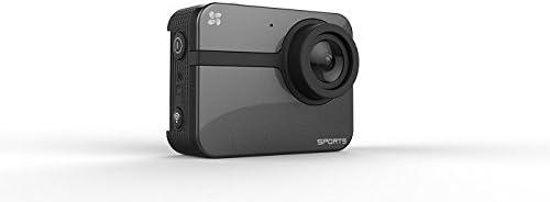 Nero Ezviz Telecomando Wireless con Fascia da Polso per Ezviz S1 Sports Camera