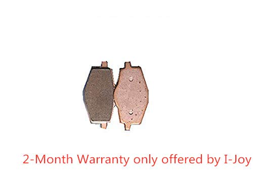 Amazon.com: I-Joy Brake Pads for Yamaha DT125 XT225 XC Honda CRE 50 GARELLI XO Front or Rear Brake Pad Set Supreme Quality Replaces EBC FA101: Automotive