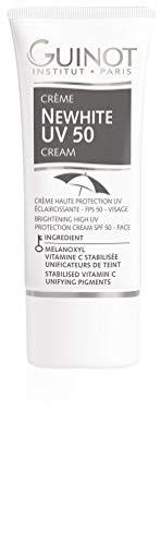 Guinot NEWHITE - Cream Brightening UV Shield SPF 50 Gesichtscreme, 1er Pack (1 x 15 ml)