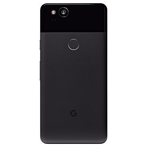 Google Pixel 2 64GB Unlocked GSM/CDMA 4G LTE Octa-Core Phone w/ 12.2MP Camera - Just Black