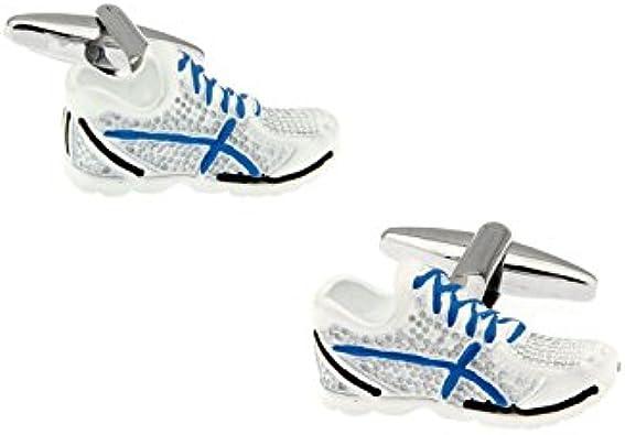 MasGemelos - Gemelos Zapatillas Asics Cufflinks: Amazon.es: Joyería