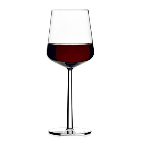 Iittala Essence 16-Ounce Red Wine Glass, Set of - Cup Porcelain New Wine
