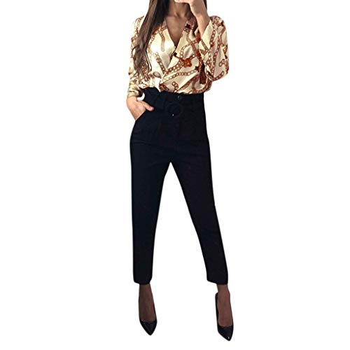 - Women Long Sleeve Fancy Printed High Waisted Backless Playsuits Beach Jumpsuit
