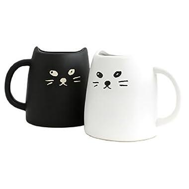 Two Cat Mugs